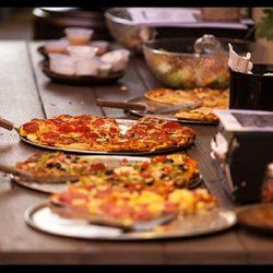 Image result for Firestone Pizza Buffet Wedding