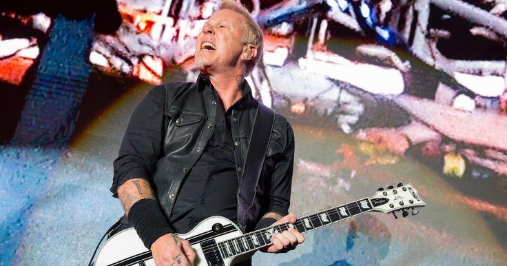 Inside Metallica's WorldWired Tour Set List #headphones #music #headphones