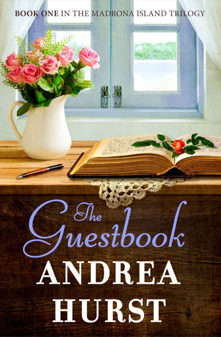 The Guestbook (madrona Island Series 1), Andrea Hurst Amazon