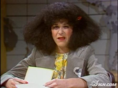 Rosanna Rosanna Danna from Saturday Night Live