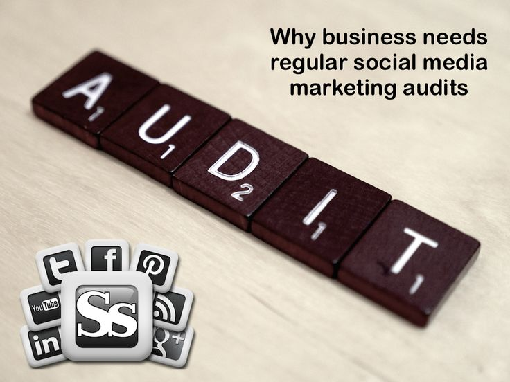 Why business needs regular social media marketing audits