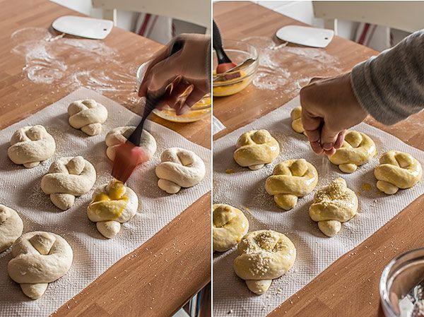 nudos de pan