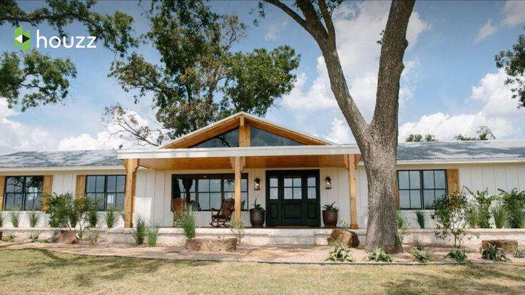 Love Hgtv Fixer Upper Papas House Dream Home Exteriors