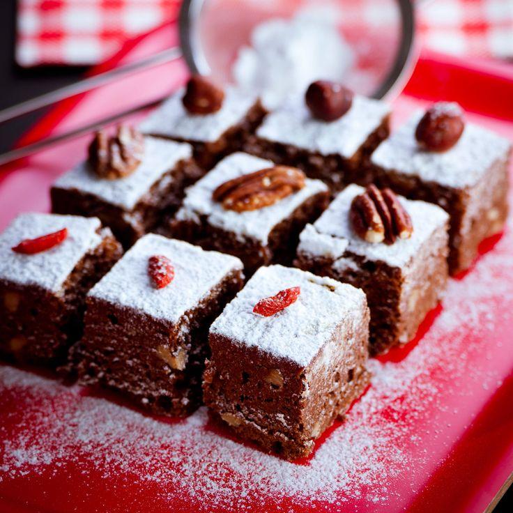 Tarte poudre noisette chocolat