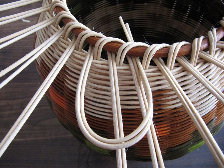 Basket Weaving Tips : Best images about basket weaving techniques on