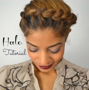 8 Chic and Protective Updos for the Last Days of Winter - will most DEFINITELY be trying out a few of these styles!
