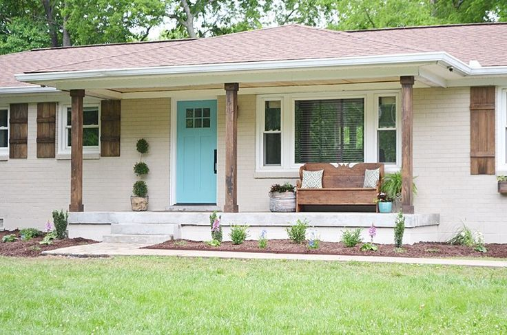 The 4 Changes That Made This Home's Exterior Unrecognizable | PopSugar