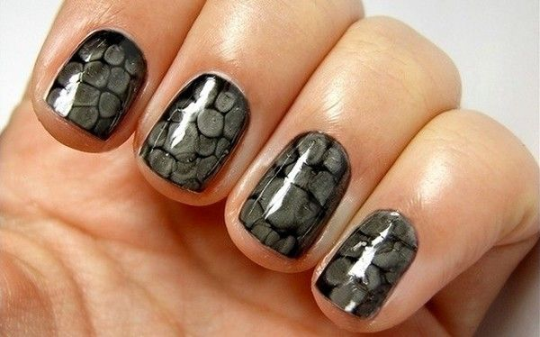 how to make nails stronger at home