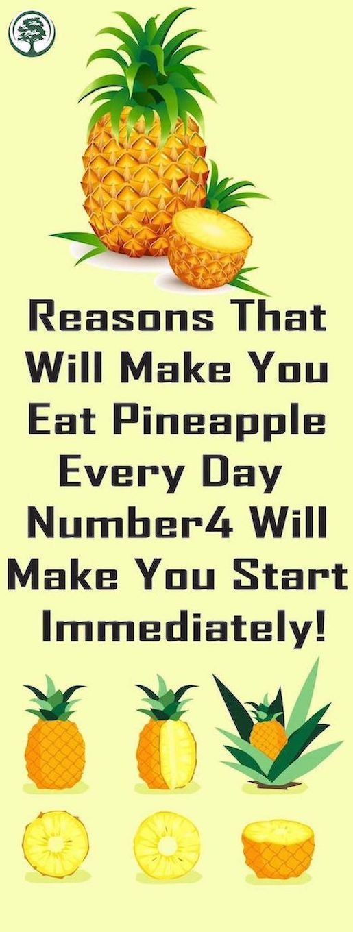 Reasons That Will Make You Eat Pineapple Every Day – Number 4 Will Make You Start Immediately!