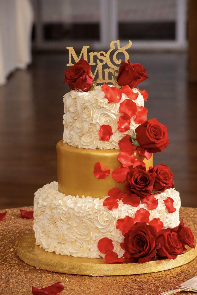 Elegant Beauty The Beast 900541 Wedding Cakes Creative Cakes