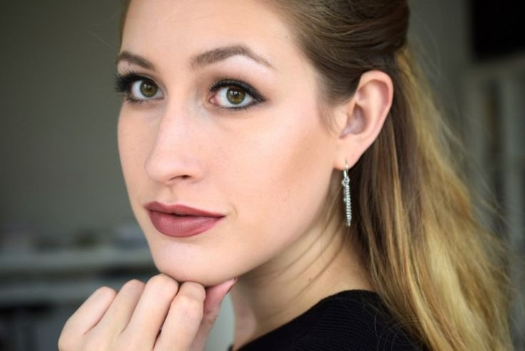 Kalte Warme Farben Make Up : Herbst Make Up Augen  Herbst Make Up Lippen  Wunderbar warme Farben