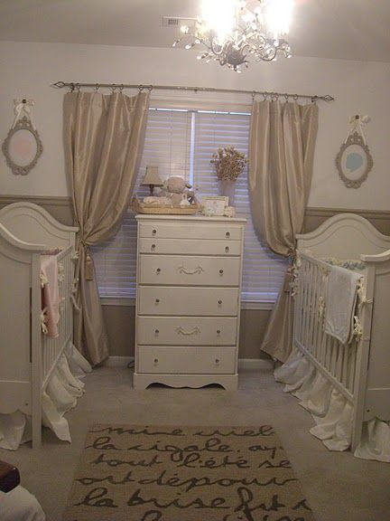 305 best TwiNs NurSEry images on Pinterest Twin nurseries