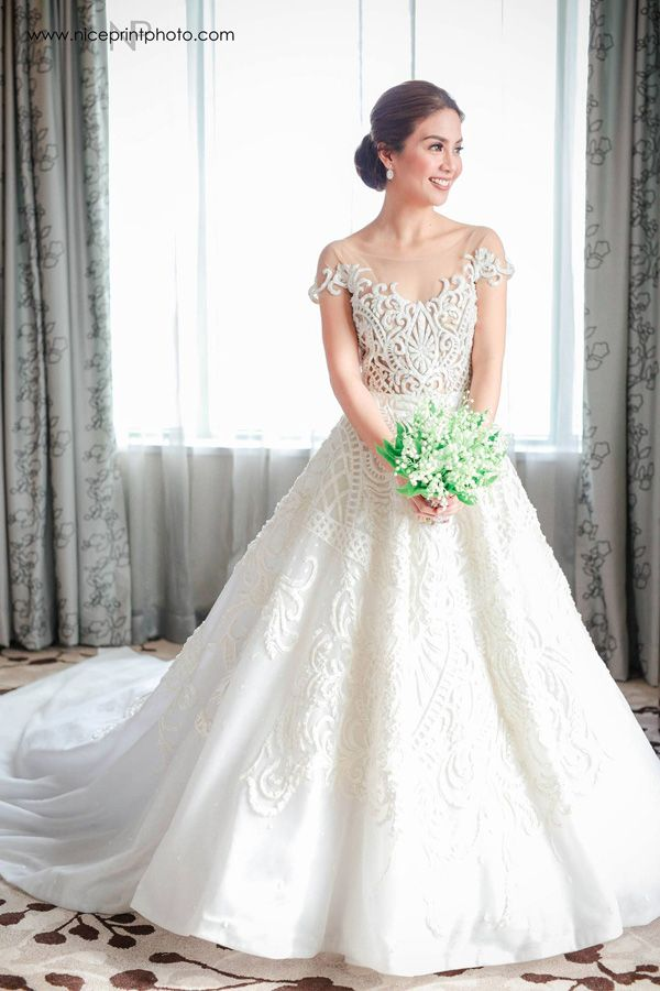 1764 best Contemporary Wedding Dresses images on Pinterest | Wedding ...