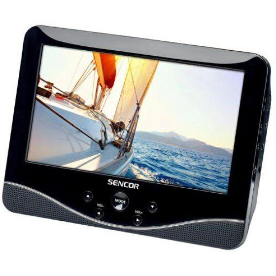Sencor SPV 7769 Dual Hordozható DVD lejátszó