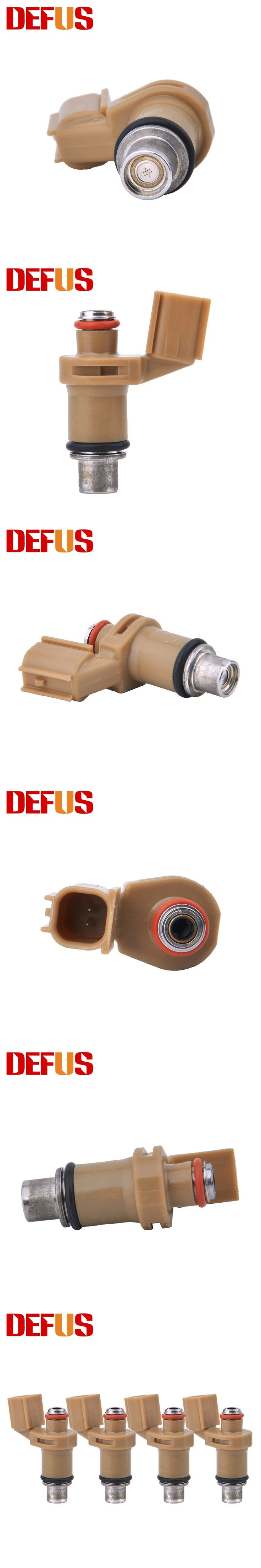 New Arrival Brand Fuel Injector For Motorcycle High Quality Nozzle 4 Holes Hot Sale 80-125CC Injection Flow 90cc/min Factory