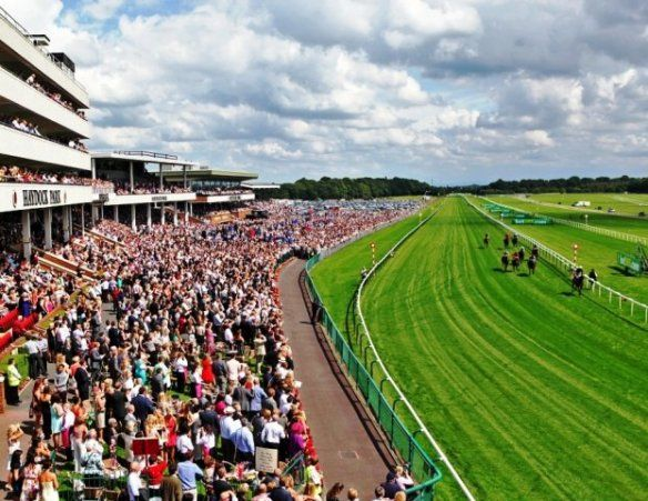 Haydock Park Racecourse 20 Mins From St Helens Town Centre Great Day Out :-)
