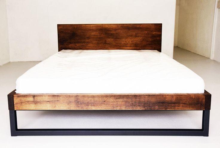 łóżko Blaise  w Blaise Handmade Furniture na DaWanda.com