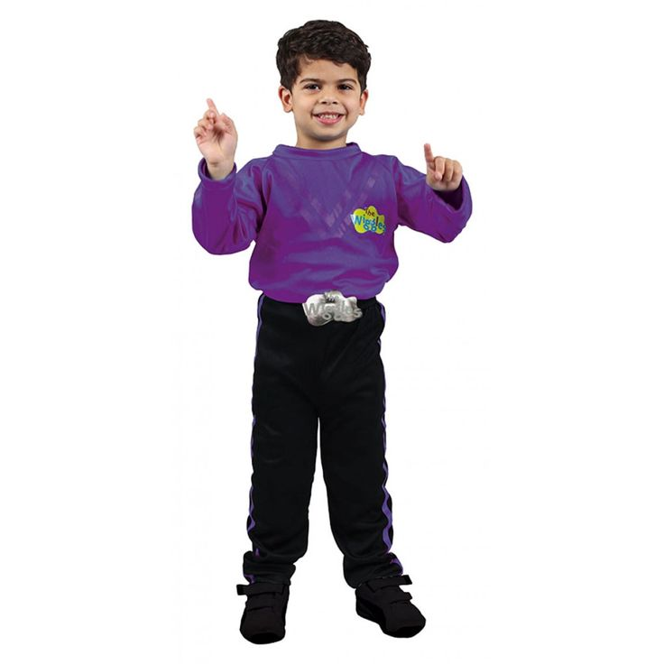 Lachy Dress Up Costume - The Wiggles Costume