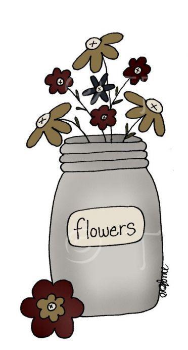 407 best Primitive Clip Art images on Pinterest | Clip art ...