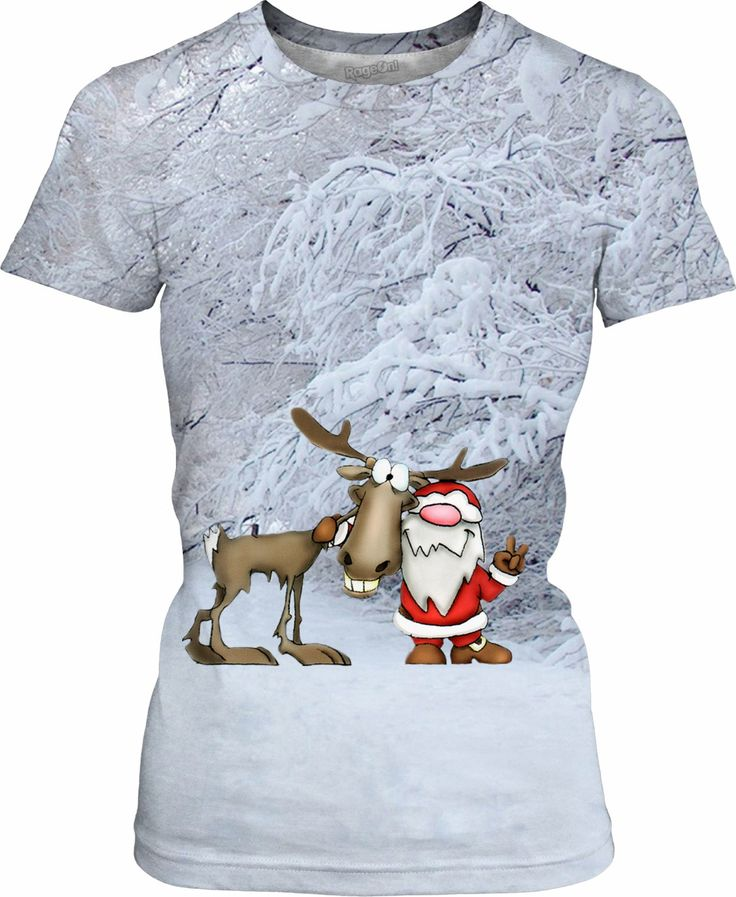 Check out my new product https://www.rageon.com/products/santa-and-reindeer-women-printed-t-shirt on RageOn!