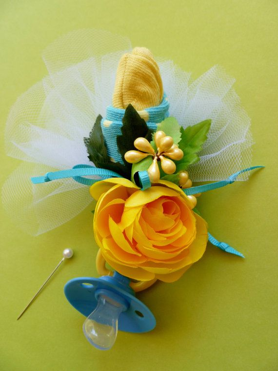 Mom To Be Baby Shower Corsage with Baby Socks by mollbelldesigns $11.25 & 126 best Baby shower corsage images on Pinterest | Baby shower ... 25forcollege.com
