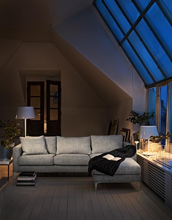 Loft Living Room Decorating Ideas: Gorgeous Loft Living Room!