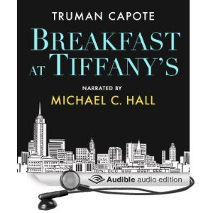 Breakfast at Tiffany's: I thought that I had read this but now think that I had only seen the movie.  This is so much darker.  Holly Golightly is a sad waif  rather than a glamorous woman.I also don't remember that this was during WWII. I must revisit the movie. 4 stars, 3 hours.