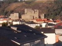 castillo, fotos de Castro Caldelas