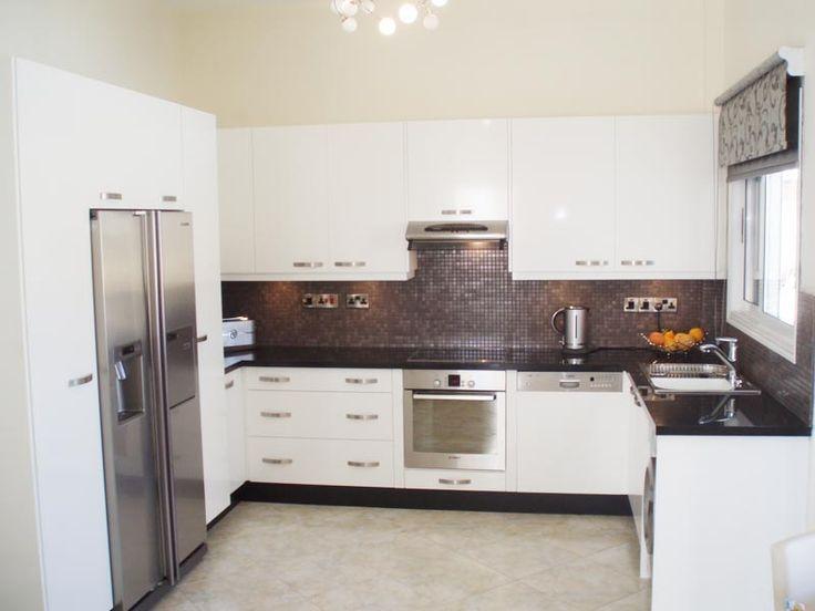 high gloss white kitchens google search. beautiful ideas. Home Design Ideas