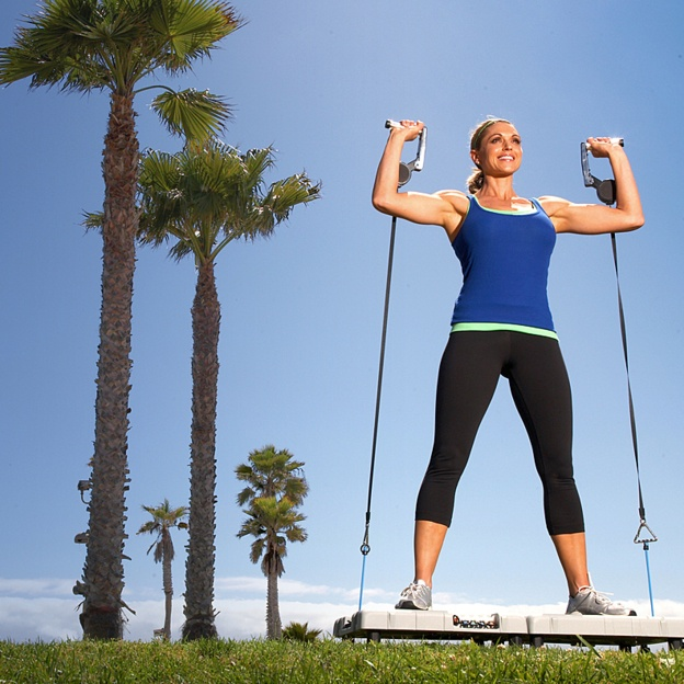 FREE SHIPPING: Journey Gym - The Worlds First Truly Portable Universal Gym from Journey Gym