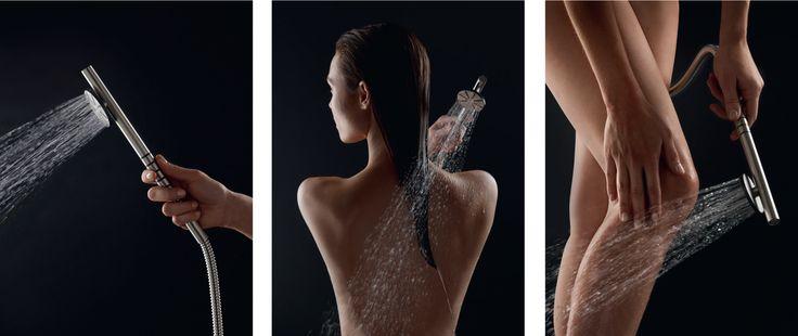 New VOLA round hand shower
