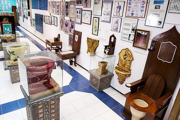 Muzeul Internațional al Toaletelor Sulabh -New Delhi, India