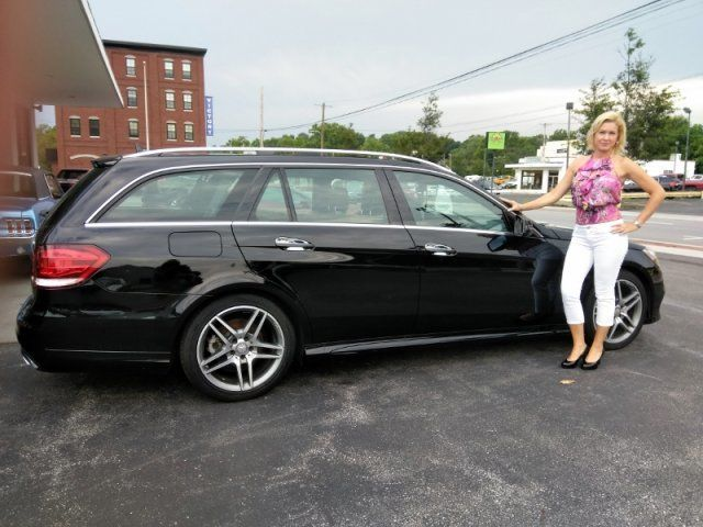 2015 Mercedes Benz E Class Wagon E350 4matic For Sale Bavarian Motorsport Located In Kennett Square Pa Thanks For Modeling Vicky Benz E Benz Benz E Class