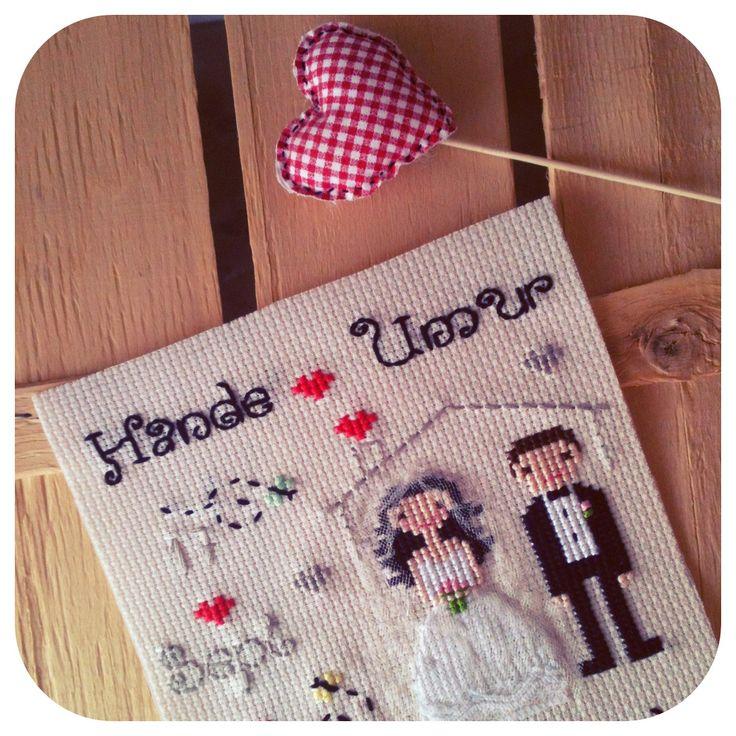 Zeinepuu: Hande ve Umur ♥ piksel piksel aşk ! evlilik yıldönümü :)