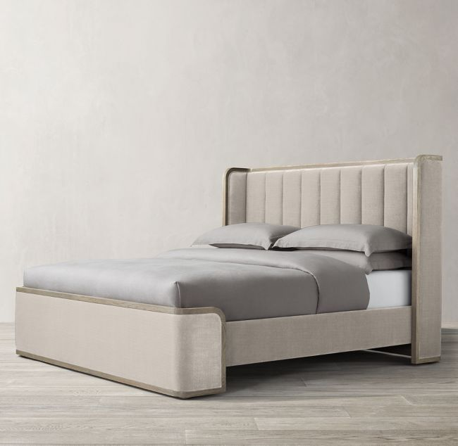 Aston Fabric Bed In 2020