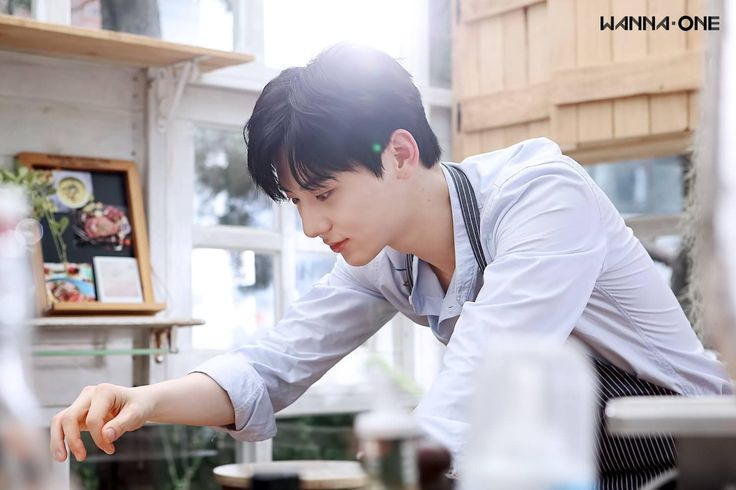 Watch: Wanna One's Hwang Min Hyun Is Ready To Cook For You In Individual Teaser | Soompi