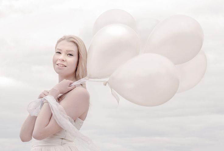 Balloon girl -