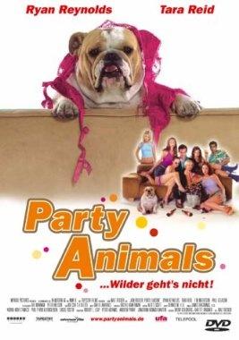 arty Animals - Wilder geht's nicht  2002 Germany,USA      IMDB Rating 6,3 (56.175)  Darsteller: Ryan Reynolds, Tara Reid, Tim Matheson, Kal Penn, Teck Holmes,  Genre: Comedy, Romance,  FSK: 12