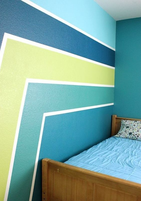99 Beautiful Wall Painting Ideas For Living Room Bedroom And
