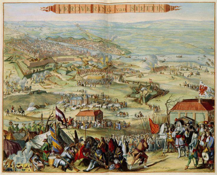 Stettin, Amsterdam, 1673, Romeyn de Hooghe ?