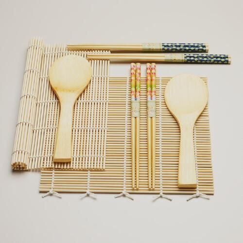 Looking for cool asian eating/cooking utensils. Doesn't have to be this one. Soup spoons, bowls... etc.