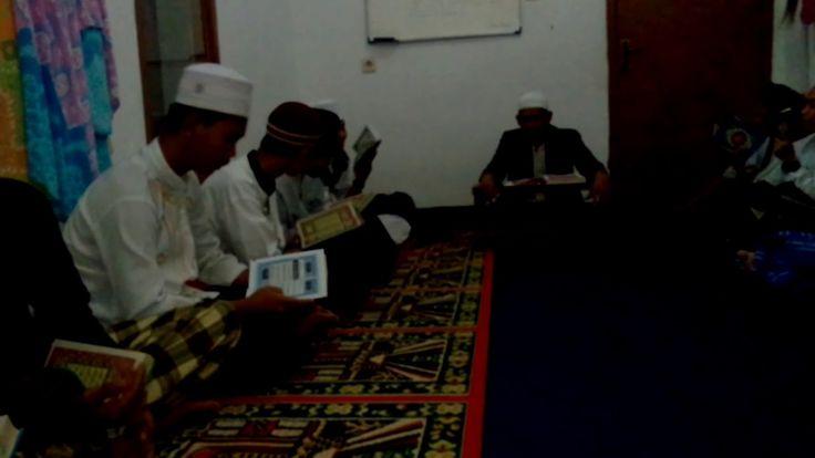 Belajar Mengejah Bacaan Al Qur'an | Metode Belajar Zaman Dulu