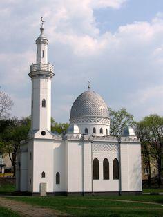 Kaunas Mosque, Lithuania                                                                                                                                                      More