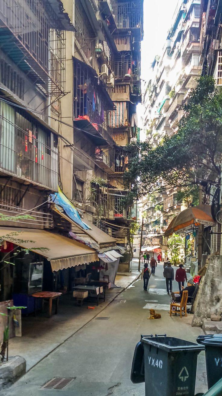Old Neighbourhood Guangzhou