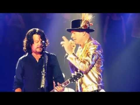 The Tragically Hip - Grace, Too - Vancouver, BC July 24th 2016 - YouTube