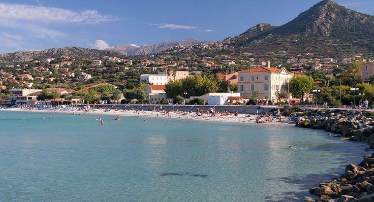 L'Ile-Rousse, Corse