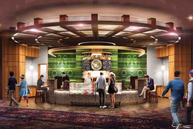 Emerald queen casino coffee bar in 2020 queens hotel