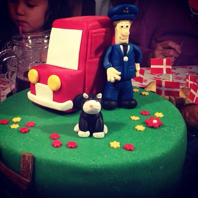 Postmand Per Lagkage - 2 års fødselsdag