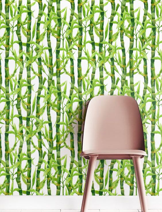 Hey, I found this really awesome Etsy listing at https://www.etsy.com/listing/399073035/bamboo-wallpaper-removable-wallpaper