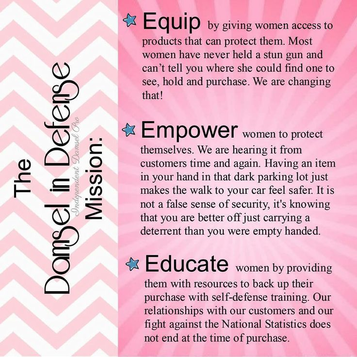 Damsel in Defense is about equipping women with the tools to not only keep them safe, but also to give them the confidence to know that they have a way out if they ever feel threatened. We are very excited about our affordable and adorable line of products. Whether you are at home or traveling, running or celebrating downtown with the girls, Damsel in Defense has the products and fact-based education that can and does save lives.  Check out my website www.mydamselpro.net/pro3869/